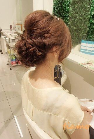 美人花嫁さまの3アップスタイルチェンジで素敵な一日♡の画像 | 大人可愛いブライダルヘアメイク『tiamo』の結婚カタログ