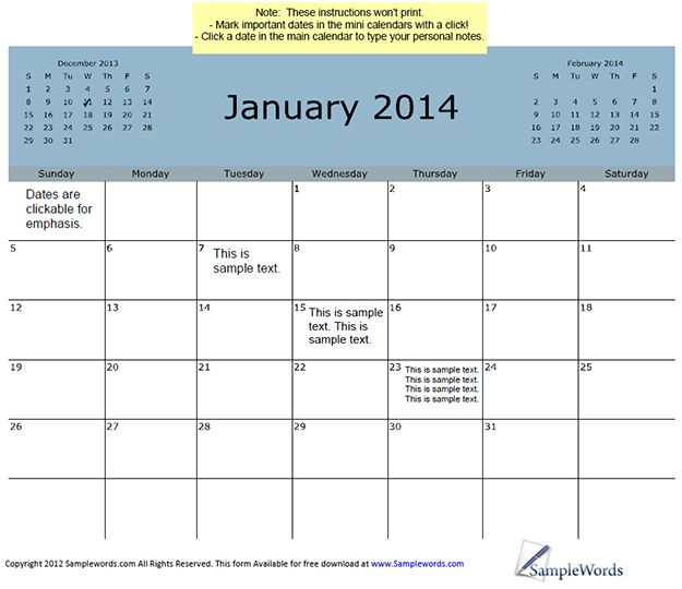 Monthly Calendar View : Images about printable on pinterest refinance