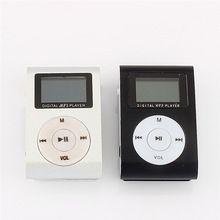 """Nový MP3 prehrávač Slim 2/4 / 8/16/32 GB 1,8 """"LCD Screen Recorder Slim MP3 prehrávač Micro TF Slot na pamäťové karty (Čína (pevninská časť))"""