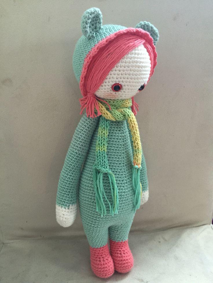 Doll - Lalylala crochet pattern
