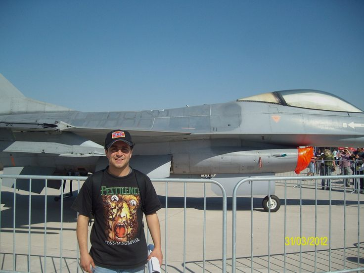 Me,and F-16 C