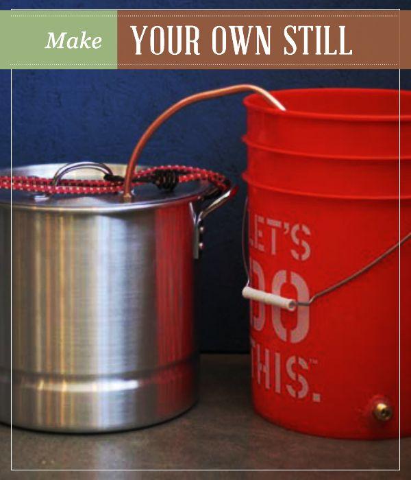 Make Your Own Still