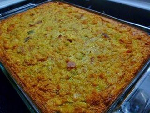 The BEST Cornbread Dressing. (Great recipe but I think I'll subtract a ...