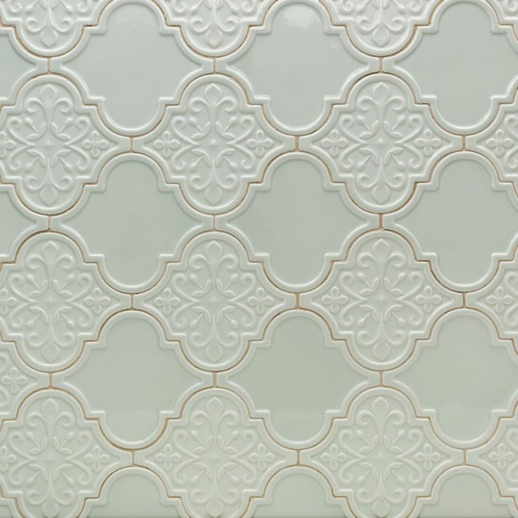 Best 25 Arabesque Tile Ideas On Pinterest Backsplash