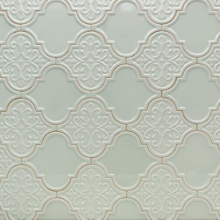 Best 25+ Arabesque tile ideas on Pinterest | Arabesque ...