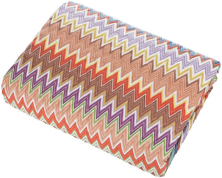 Valentino Bedspread - 100 - 260x270cm #vibrant#orange#pattern