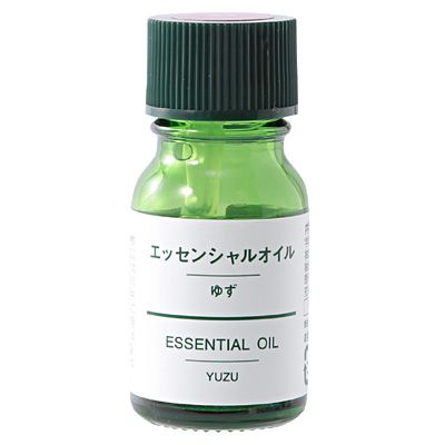 Muji essential oil 10ml yuzu