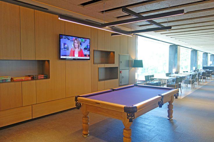 Billar en Holiday Inn Bilbao
