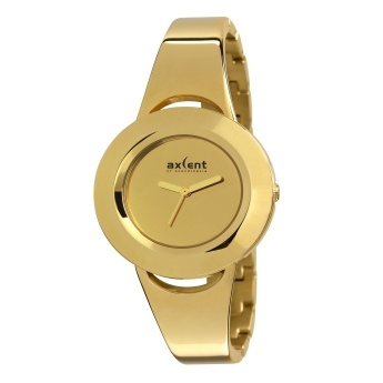 Elegante Reloj de Pulsera Dorado Axcent of Scandinavia. http://www.tutunca.es/reloj-dorado-axcent-select