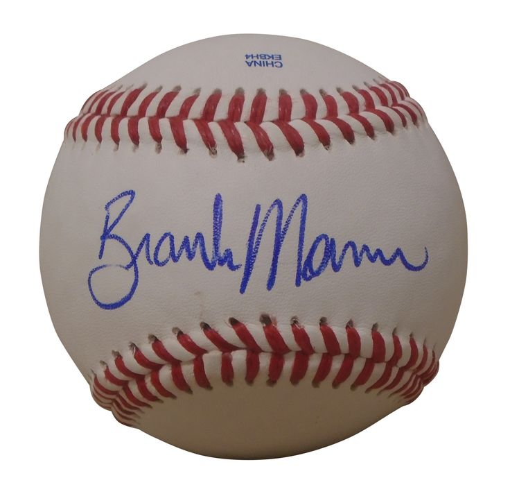 Brandon Morrow Autographed Rawlings ROLB1 Leather Baseball, Proof Photo. Brandon Morrow Signed Rawlings Baseball, Los Angeles Dodgers, Toronto Blue Jays, San Diego Padres, Seattle Mariners, Proof  This is a brand-new Brandon Morrow autographed Rawlings official league leather baseball.  Brandon signed the baseball in blue ballpoint pen. Check out the photo of Brandon signing for us. ** Proof photo is included for free with purchase. Please click on images to enlarge. Please browse our…