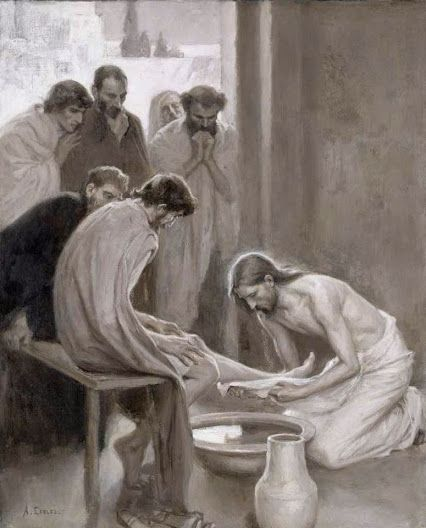 #ApostolicTraditions - ''...If ye know these things, Blessed are ye IF ye do them...'', ''...DO ALL IN THE NAME OF JESUS CHRIST...'' - Water baptism, Supper/Communion and Feet washing! Pro. 22:28.