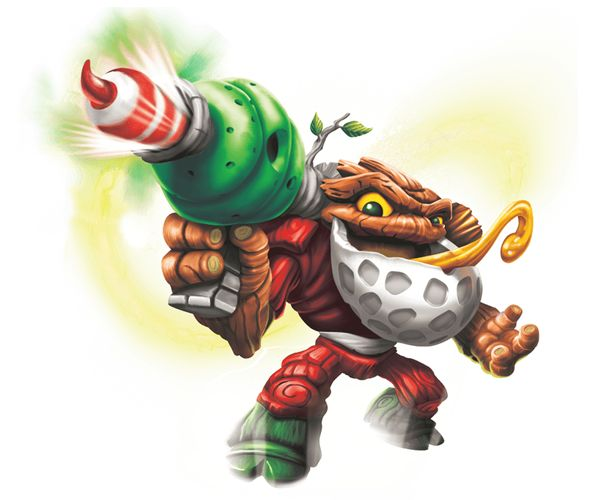 Countdown Springtime Trigger Happy And More New Variant Skylanders