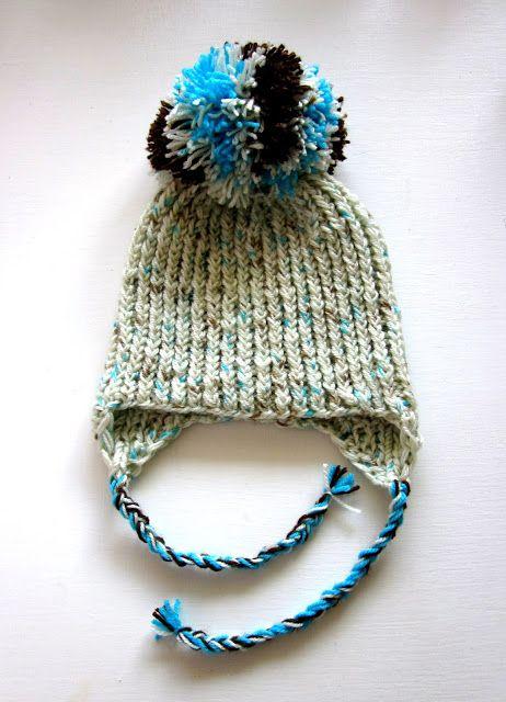 pletená klučičí  #knit