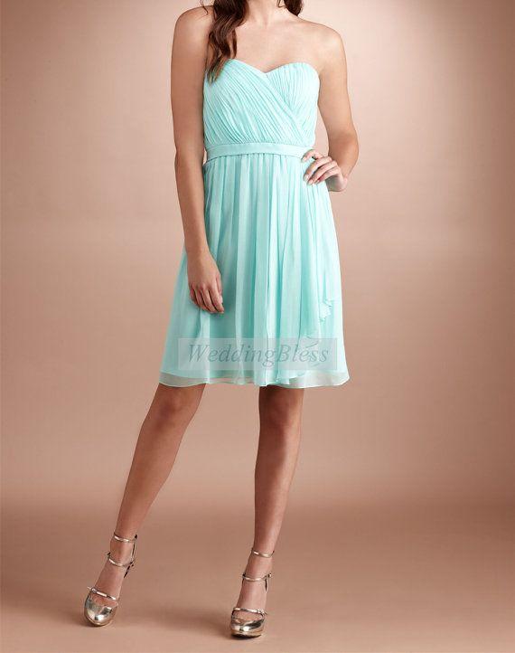 Short Tiffany Dresses