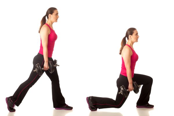 What's The Difference Between A Lunge And A Split-Squat?