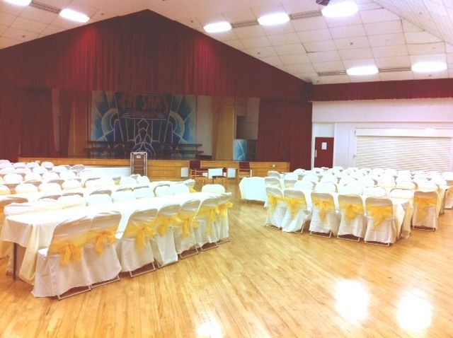 Harlington Sports Centre - Functions - Main Hall