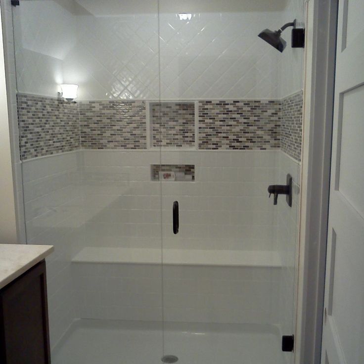 25 best ideas about custom shower doors on pinterest