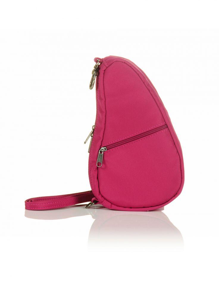 Microfibre Hot Pink Baglett | The Healthy Back Bag