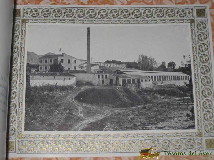 TesorosDelAyer.com · LIBROS · PROFESIONES, OFICIOS, MANUALES · GREGORIO MOLINA RIBERA - FABRICAS DE PAPEL CONTINUO - XATIVA JATIVA (VALENCIA) -1948 - SE TRATA DE UN ALBUM DE FOTOGRAFIAS DE DICHA FABRICA A LO LARGO DE SU HISTORIA, IMPORTANTE LIBRO QUE MUESTRA UNA PARCELA DE LA HISTORIA RECIENTE DE XATIVA - TIENE 112