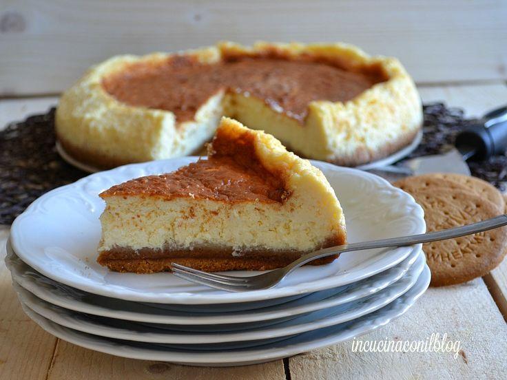 ricetta cheesecake semplice