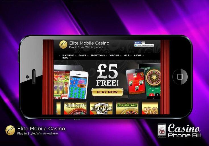 Free 5 mobile casino