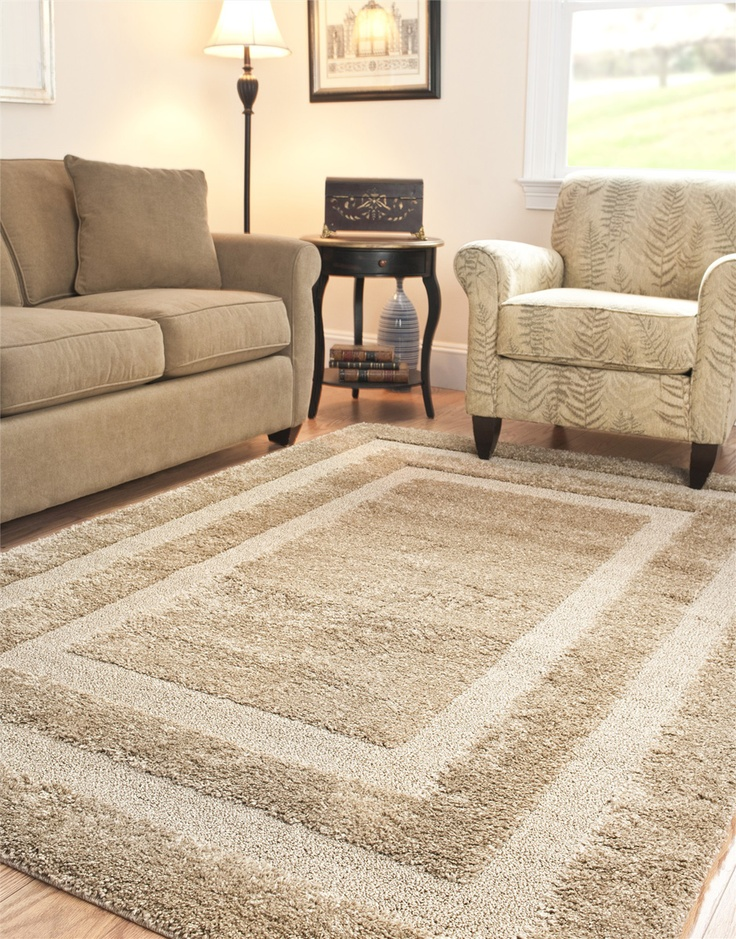 Safavieh Hand Woven Ultimate Beige Shag Rug X This Might Be The Best Bet  For The Living Room We Need Something Neutral Part 92
