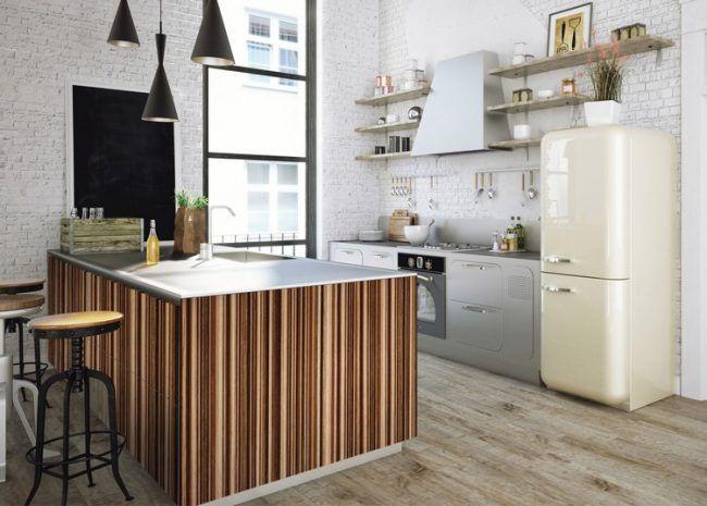 Die besten 25+ Küche klebefolie Ideen auf Pinterest Klebefolie - küche folieren anleitung