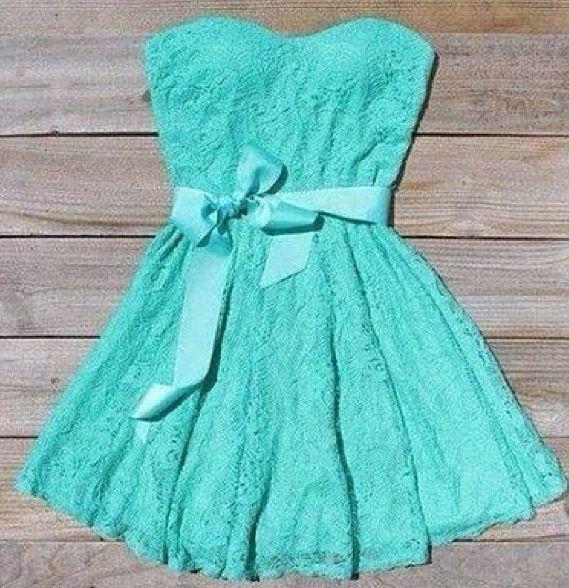 #1 Ruth  Aqua dress
