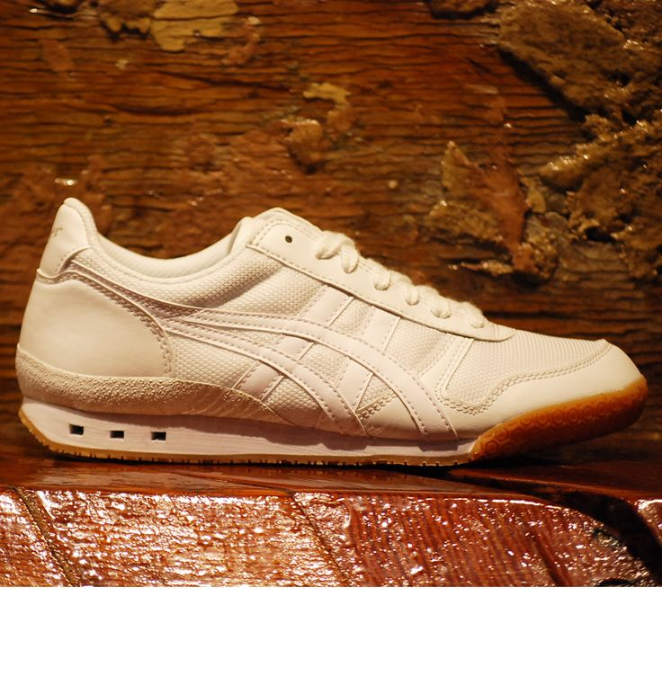 Ultimate 81 Onitsuka Tiger White White