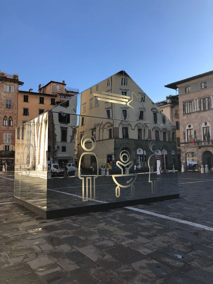 """""""Welcome difference"""", exhibith lighting design Christmas 2017 - Piazza San Michele, Lucca, Tuscany, Italy Concept: Domenico Raimondi - thesignlab"""