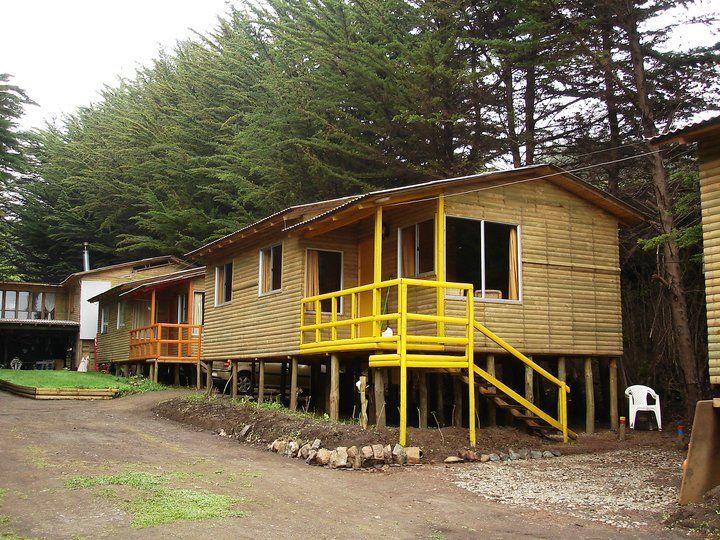 Hermosas casas rurales para 2 personas #Pelluehue #chile