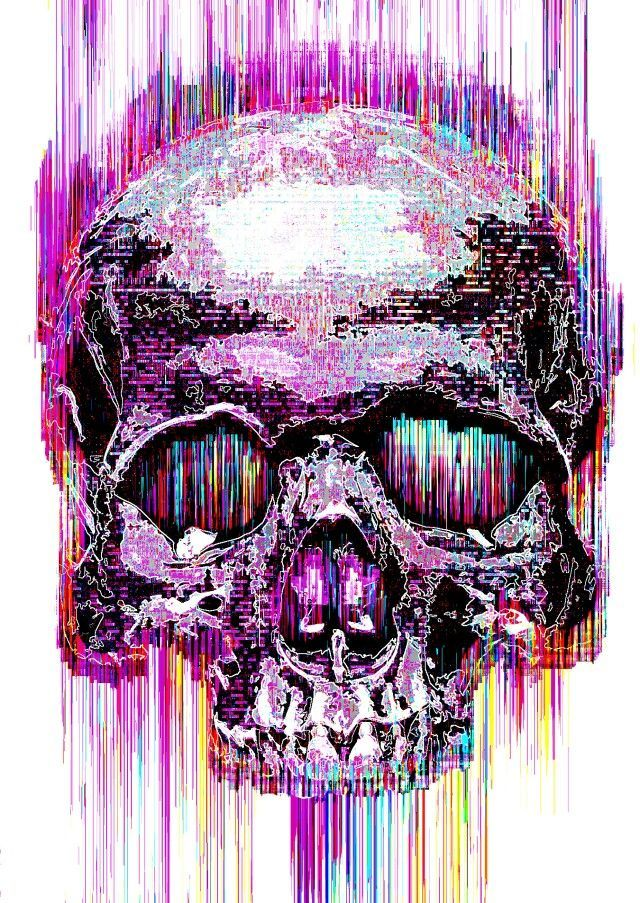 Images of Awesome Purple Skull Trooper Pictures - #rock-cafe