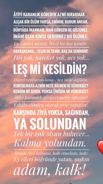 Mehmet Akif Ersoy /şiir