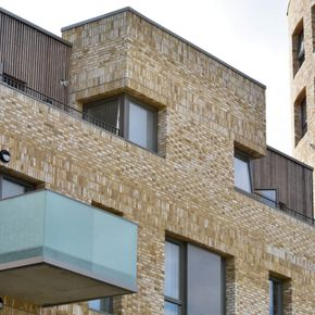 Intricate Brick Detailing from IG Masonry Support for multi million pound development - Buildingtalk | Construction news and building products for specifiers
