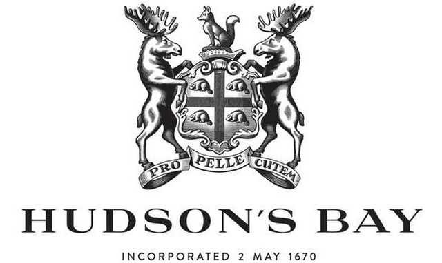 The mother company, Hudson's Bay Company turned 344 Years Old .What a long history! #MKM915 #hudsonsbay #history