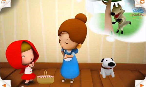 Cuentos infantiles en vídeo