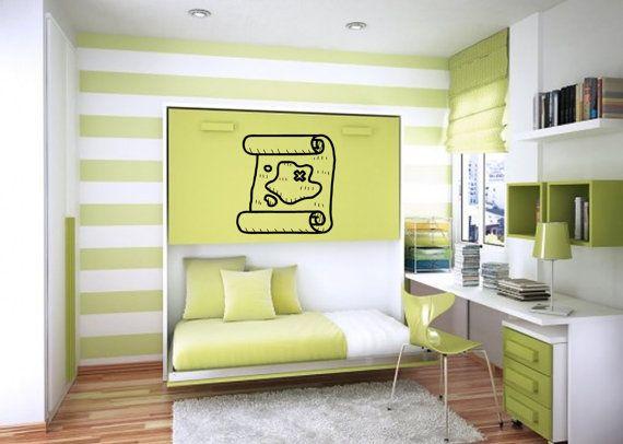 28 best Children Bedroom Decals Pirate, Dinosaur images on Pinterest ...