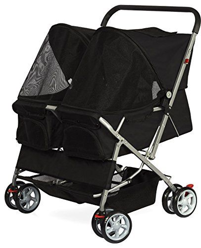 10eachOxGord Double Pet Stroller For Cats, Dogs and Other House... https://www.amazon.com/dp/B015G8KOY2/ref=cm_sw_r_pi_dp_x_Ebthyb12A1PYT