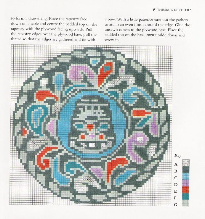 (44) Gallery.ru / Фото #129 - 109 Cross Stitching - joobee