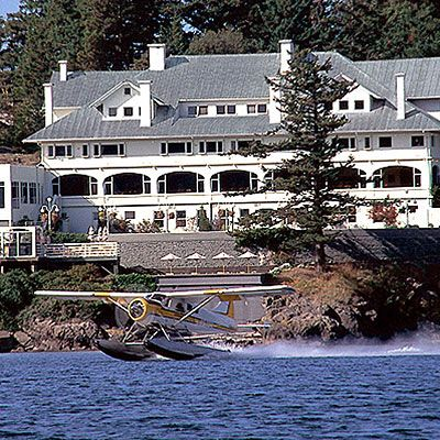 Haunted Inn by the Sea, Washington state