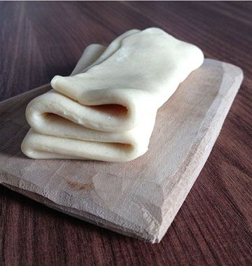 Fast puff pastry (in French)