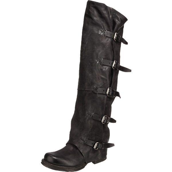 A.S.98, A.S.98 SAINTEC Stiefel, schwarz, Kalbsleder | mirapodo