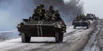 """Statele Unite acuză Rusia că nu respectă """"spiritul"""" armistiţiului din Ucraina"""