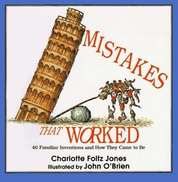This is a great lesson to teach cause and effect through some famous mistakes.