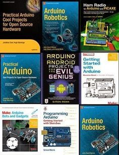 FREE ENGINEERING BOOKS: The Largest collection of Arduino books (Free PDF Download)