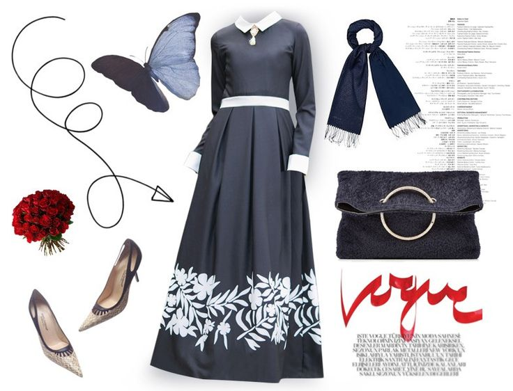 Modanisa - Tesettür Elbise Kombini http://www.yesiltopuklar.com/sonbahara-ozel-3-farkli-elbise-kombini.html