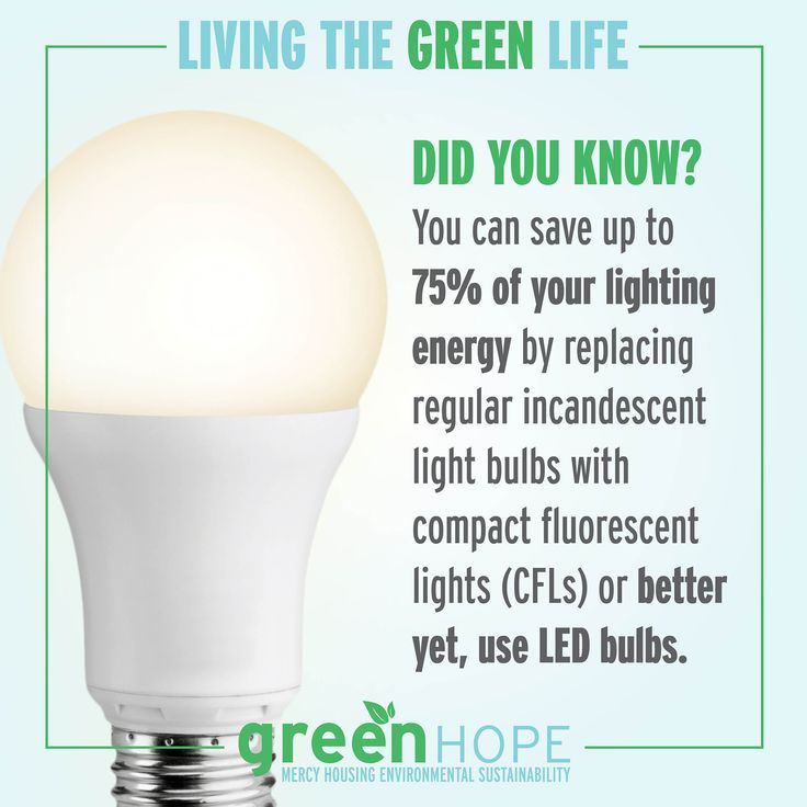 Mercy Housing's Green Hope program tip of the month!