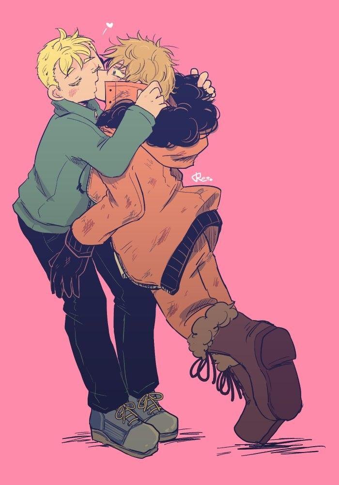 Kiss Anime South Park