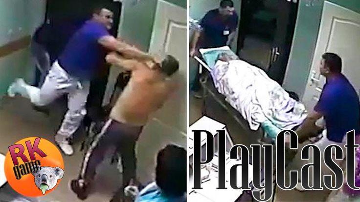Белгородский врач: хирург, боксер или убийца? |PlayCast #1|