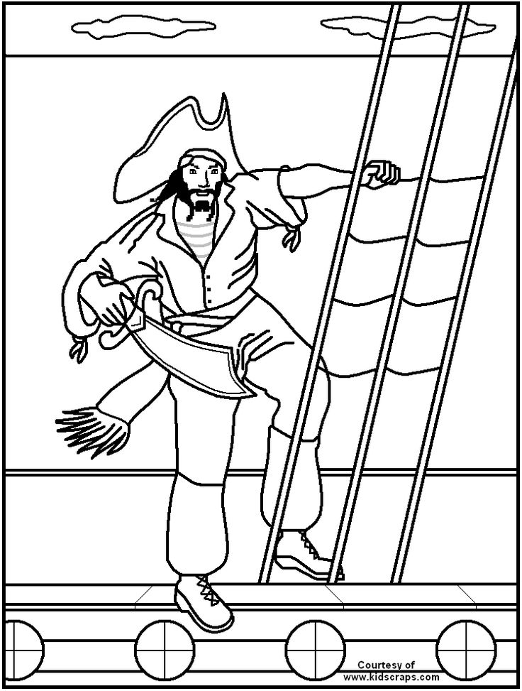 32 best images about Pirates on Pinterest | Coloring pages ...
